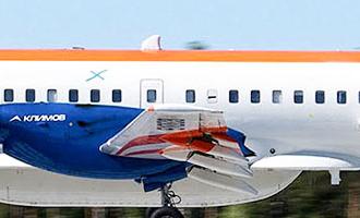 Монтаж бортовой кабельной сети ВС Ил-114-300