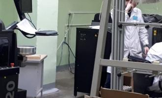Запуск в эксплуатацию установки УФ лазерной маркировки проводов «NOVA 820».